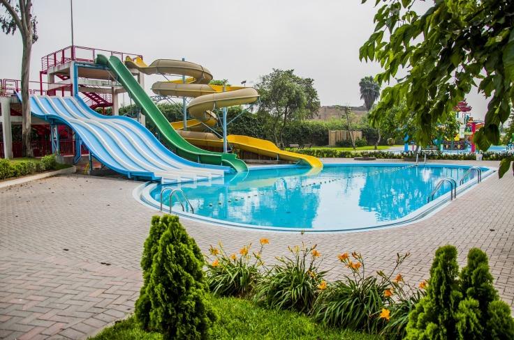 waterpark Griekenland aquapark met glijbanen 6