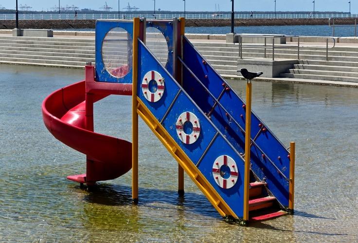 waterpark Griekenland aquapark met glijbanen 7