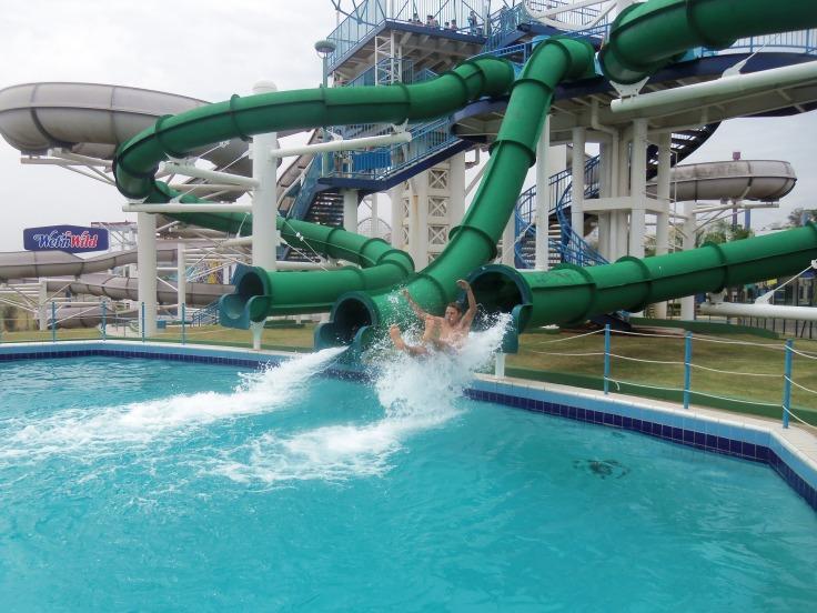 waterpark Griekenland aquapark met glijbanen 76444 123