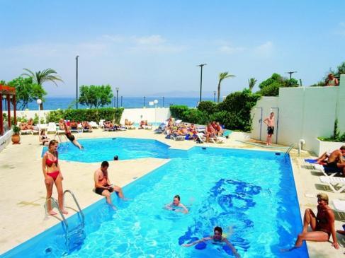 rhodos strandhotel beach resort 1